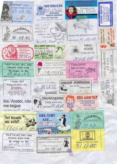 folkcomunicação cheques
