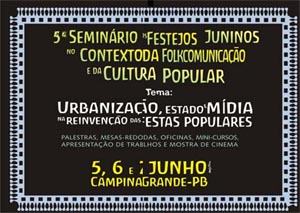 5 seminário festejos juninos