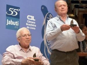 Prof. Marques de Melo e Pe. Zolferino Tonon (Editorial Paulus).