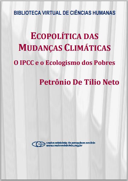Ecopolítica das mudanças climáticas