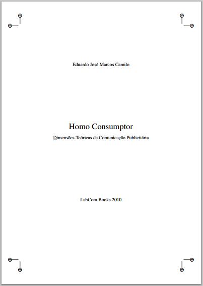 Homo COmsuptor