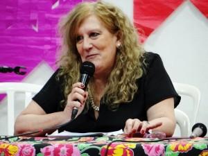 Maria Eugênia Borsoni (Argentina), referência nos estudos da decolonialidade.