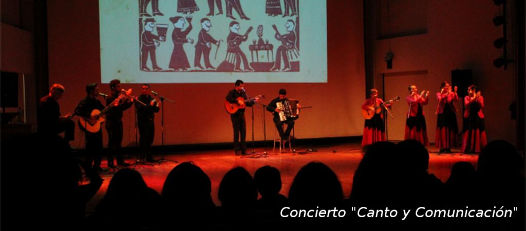 concerto canto e comunicação- chile 2016